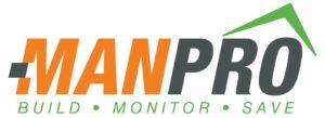 ManPro Construction Management System Logo